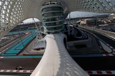 Motor racing-McLaren interested in Formula E once Gen3 car comes in