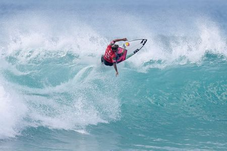 Olympics – Surfing wants cut of Games' revenues as permanent sport – president