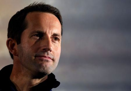 Sailing-INEOS not performing well in light winds, says Ainslie