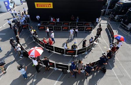 Motor racing-Catalan government gives go-ahead for 2021 Spanish GP