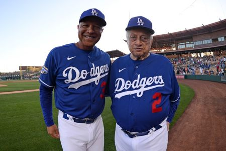 tagreuters.com2021binary_LYNXMPEH0713Y-VIEWIMAGE Blustery longtime L.A. Dodgers manager Tommy Lasorda dead at 93 Baseball Sports [your]NEWS