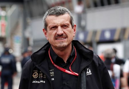 tagreuters.com2021binary_LYNXMPEH0715P-VIEWIMAGE Mazepin needs to grow up, says Haas F1 boss Steiner Auto Racing Sports [your]NEWS