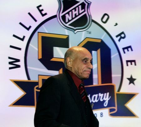 NHL: O'Ree, NHL's first Black player, to have number retired by Bruins