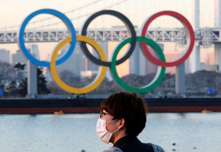 tagreuters.com2021binary_LYNXMPEH0C12O-VIEWIMAGE Team GB 'hugely confident' Tokyo Games will go ahead Sports [your]NEWS