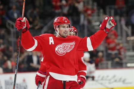 Red Wings name Dylan Larkin as team captain