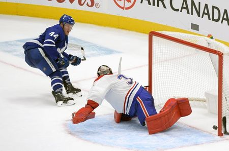 NHL roundup: Leafs notch OT win over Canadiens