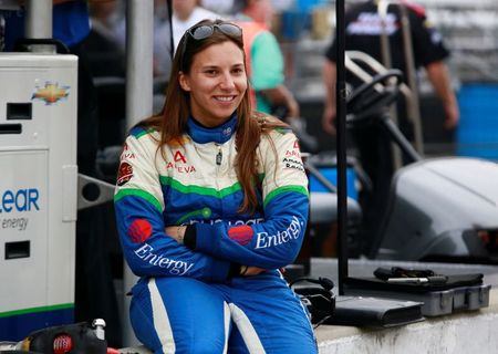 Girl power returns to Indy 500 with women-led team