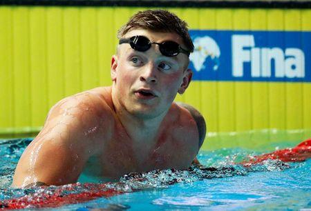 Britain's Peaty handed ticket to Tokyo Olympics