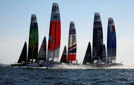 SailGP to host eight races in 2021-22 season