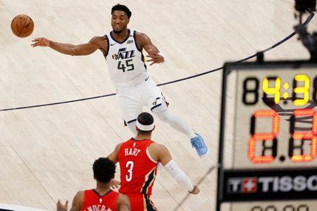tagreuters.com2021binary_LYNXMPEH0L0BZ-VIEWIMAGE NBA roundup: Jazz push win streak to seven Basketball Sports [your]NEWS