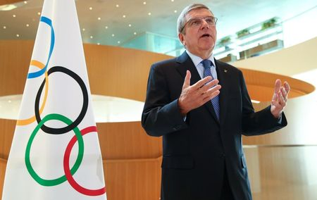 Everybody determined' to get Tokyo Games going – Bach