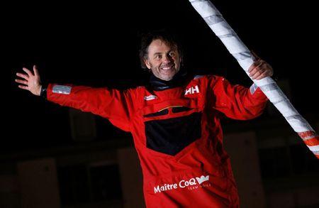Sailing: Frenchman Bestaven wins Vendee Globe race after time bonus