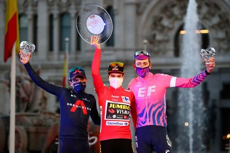 Cycling: Vuelta breaks with tradition to end in Santiago