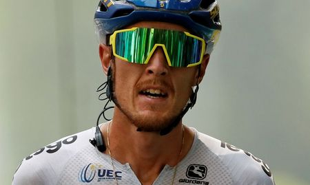 Cycling: Trentin slams riders for delayed criticism of 'super tuck' ban