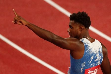 Athletics: Empty stadium better than one filled with silent fans, says Lyles