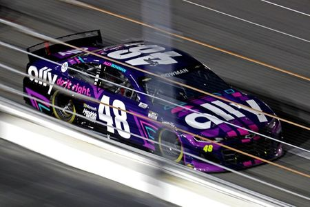 Alex Bowman's car issues resolved, rain washes out Daytona practices