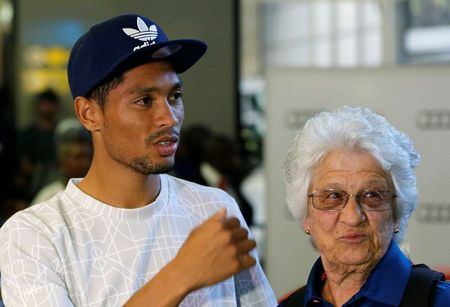Olympic champion Van Niekerk leaves long-time coach to train in the U.S.