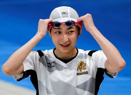 Swimming: Ikee books Olympic qualifiers spot after leukaemia treatment