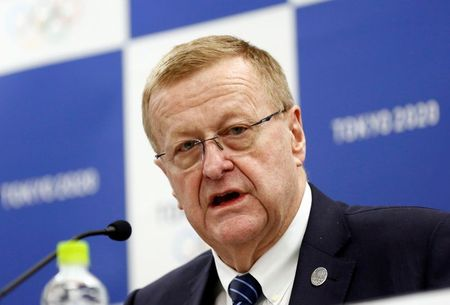 Vaccines 'encouraged' but not compulsory for athletes at Tokyo: Coates