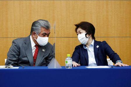 Tokyo 2020 organisers warn against big gatherings during torch relay