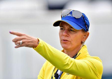 Golf: Sorenstam says not returning to LPGA Tour full time