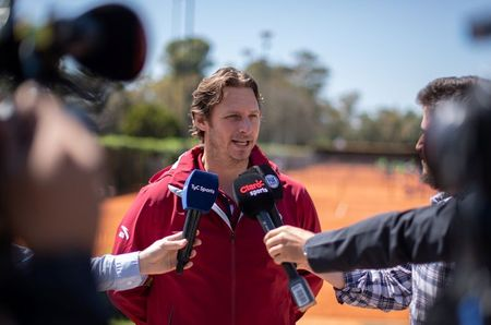 Chasing pack need to believe they can topple 'Big Three': Nalbandian