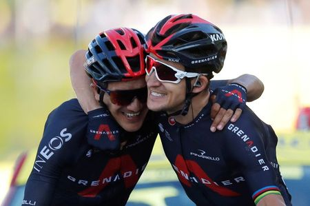 Ineos Grenadiers say no evidence Testogel ordered by Freeman was for a rider