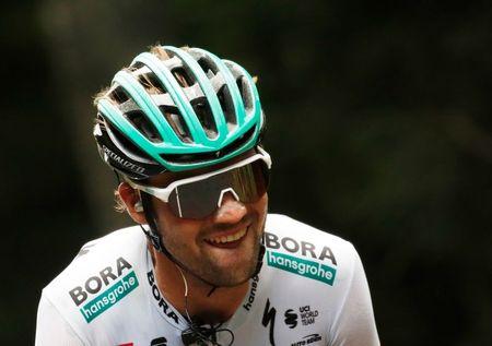 Cycling: Schachmann retains Paris-Nice title as Roglic denied again