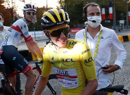 Pogacar seals Tirreno-Adriatico victory