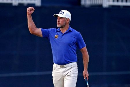 RPT-Golf-Evergreen Westwood eyes Masters history at age 47