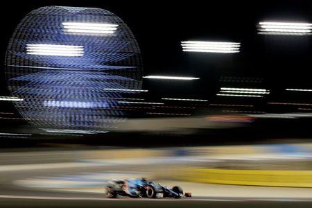 Motor racing: Sandwich wrapper wrecked Alonso's comeback race
