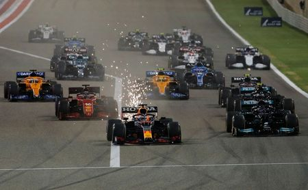 F1 race director denies inconsistency on track limit rules