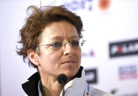 Alpine skiing: Ousted Lewis bids to become first female FIS president