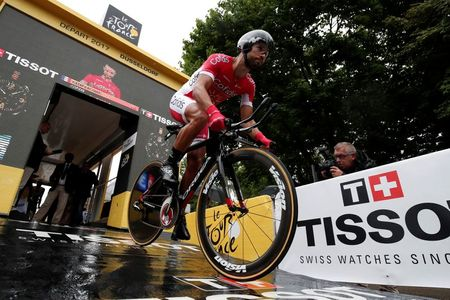 UCI condemns online racist abuse of Frenchman Bouhanni