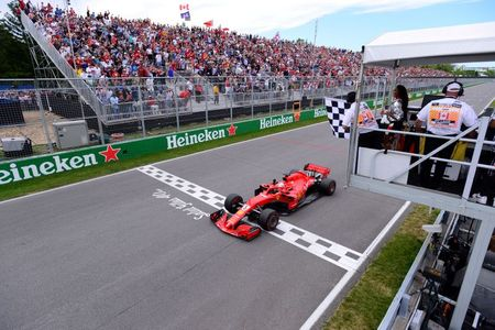 Motor racing-Canadian Grand Prix cancelled for second year – CBC