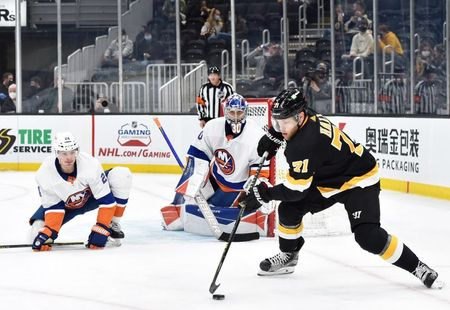 NHL roundup: Bruins' Jeremy Swayman shuts out Isles