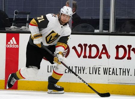 Golden Knights eye sweep of Ducks, tie for first in West