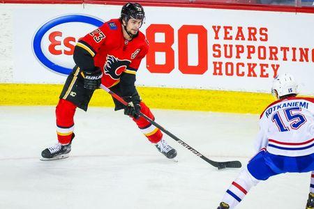Flames aim for repeat effort vs. Canadiens