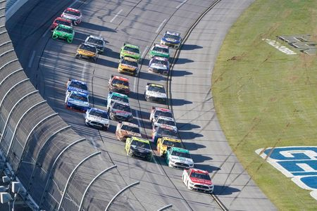 Motor racing-NASCAR not considering making COVID-19 vaccines mandatory