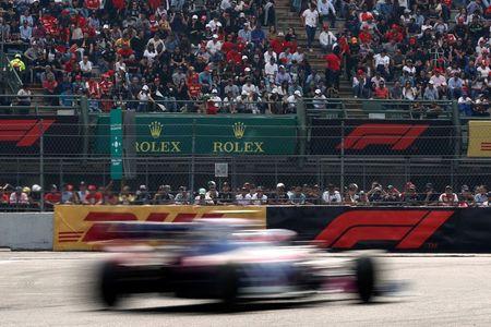 F1 expects Mexico, U.S. to go ahead despite Canada cancellation