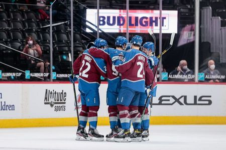Avalanche, Sharks to meet again, this time in San Jose
