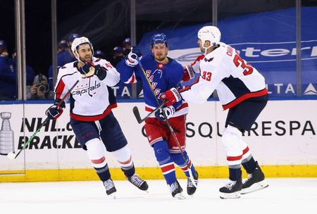 NHL-Rangers fined $250,000 for publicly criticising league executive