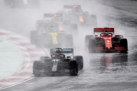 Motor racing: Formula One assessing Turkish travel situation