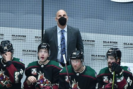 Coyotes part ways with coach Rick Tocchet