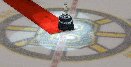 NHL won't award conference trophies this season