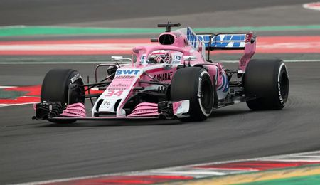 U.S.-owned Haas F1 team sports a Russian look with Uralkali