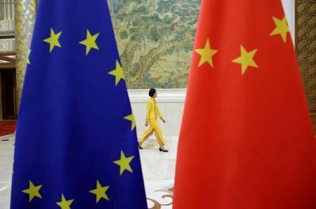 tagreuters.com2021binary_LYNXMPEH0D05W-VIEWIMAGE EU companies in China should 'prepare for the worst' in digital decoupling: report Business [your]NEWS