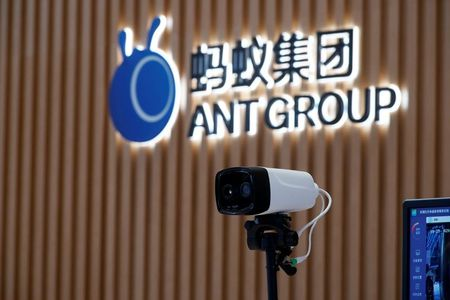 China cenbank official asks Ant to maintain service quality as it works to fix business