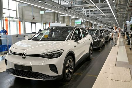 Volkswagen looks to claim damages from suppliers over chip shortages
