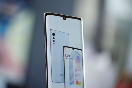 tagreuters.com2021binary_LYNXMPEH340BD-VIEWIMAGE South Korea's LG becomes first major smartphone brand to withdraw from market Business [your]NEWS